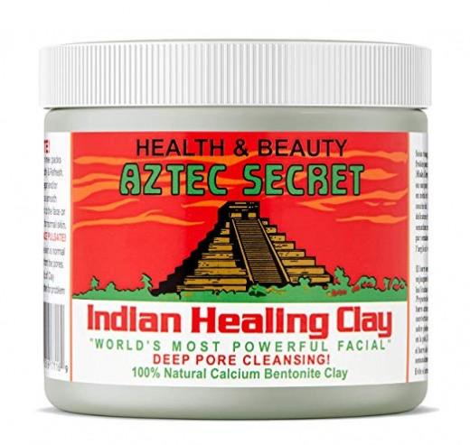 Aztec Secret Healing Indian Clay