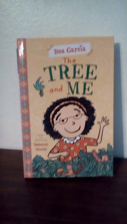 Bea Garcia is Back With Her New Project to Save the Old Oak Tree on Her School's Campus in This Fun New Graphic Novel