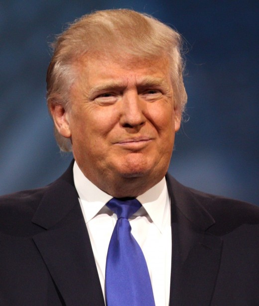 Donald Trump, President of the United States