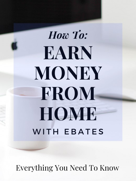 Here's everything you need to know about making money shopping from comfort of your home!