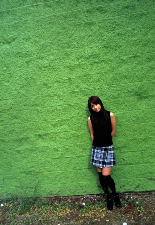 Eri Kamei's 2007 photo book called Maple.