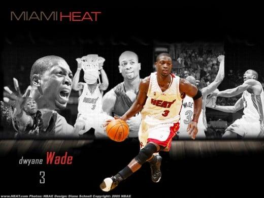 dwyane wade wallpaper. Just think of Dwayne Wade and