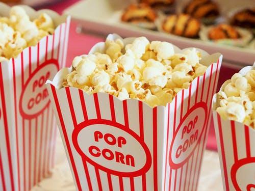 I cannot get enough popcorn photos.