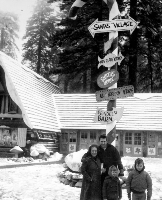 Santas village New Hampshire