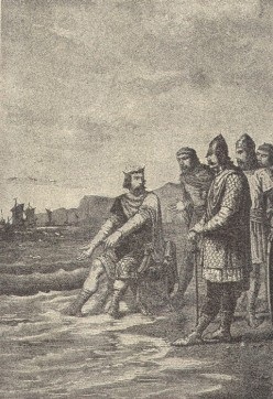 The End of Canute's Reign (History in a Nutshell No.11)