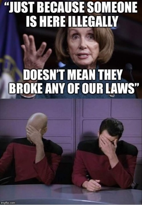Meme, created and posted on Right Wing Facebook page For America as well as Twitter @For America. May 20, 2019.