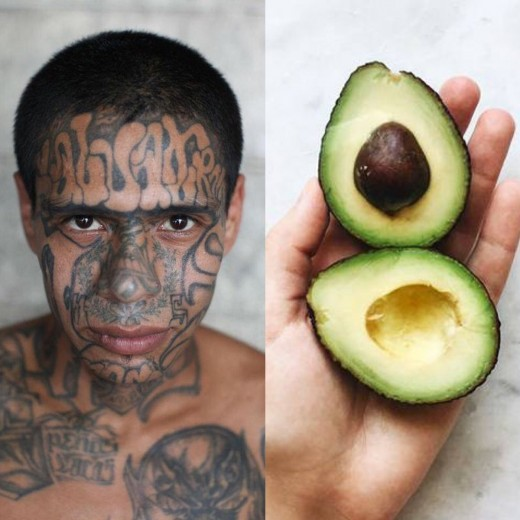 """""""If you are more concerned with the price of fruit on the right than the killer on the left, you might be a Democrat"""""""