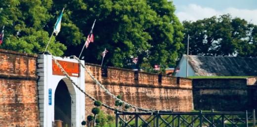 Fort Cornwallis Penang