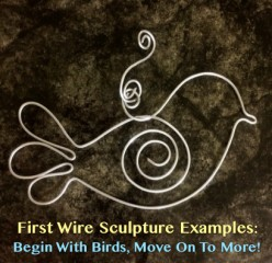 Easy Wire Sculpture Projects