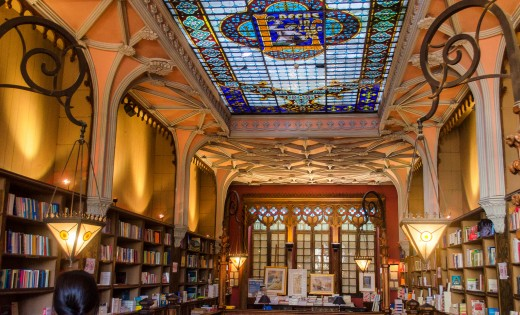 Livraria Lello e Irmão Bookstore Porto