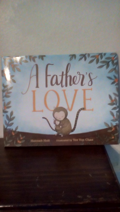 Fun book for Father's Day reading