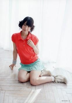 Japanese Pop Music Singer Yui Takano of Osaka