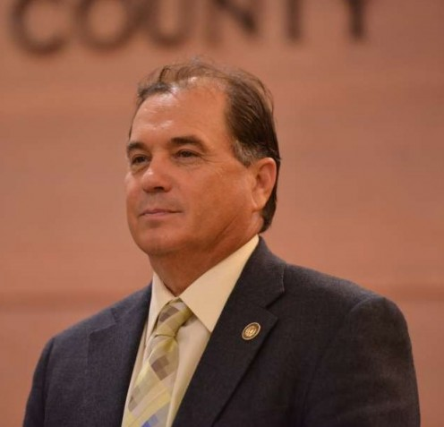 Chico Rodriguez, County Commissioner