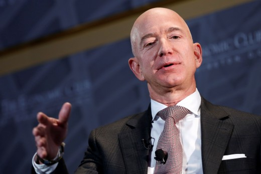 If you want to get business inspiration, Jeff Bezos is the answer