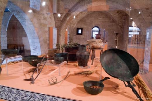 Santo Scolastica Museum of Archaeology Bari