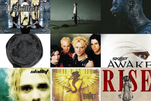 Every Skillet album, with the exception of Unleashed, will be featured in this ranking.