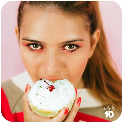 Weird Weight Loss Tip:  Have dessert for breakfast.