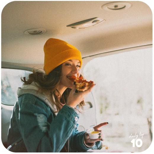 Weird Weight Loss Tip: Eat frequently.