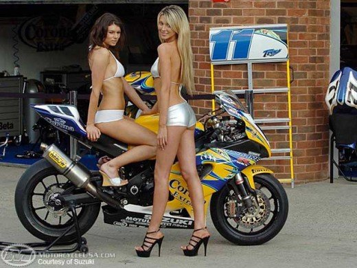 Sport Bike Girls