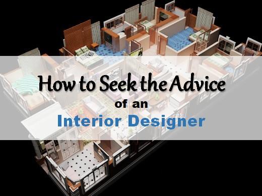 Interior design advice why do you need a professional - What do you need to be an interior designer ...