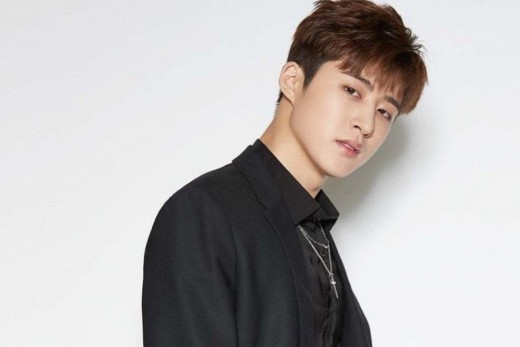 B.I. is the leader and primary song writer of the boy group iKon under YG Entertainment