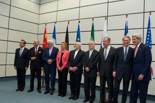 Joint Comprehensive Plan of Action (JCPOA), Iran Nuclear Deal