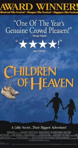 """Movie Review """"Children of Heaven""""  by Majid Majid (1999)"""