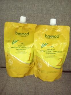 Product Review: Bremod Keratin Rebonding Set