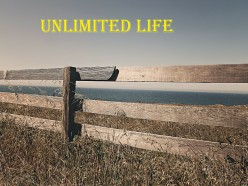 Unlimited in Life: A Poem