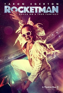 His Name Is Elton, and He's an Addict: Rocketman
