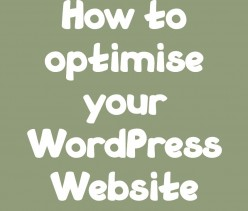 How to Optimise Your Wordpress Website Like a Pro