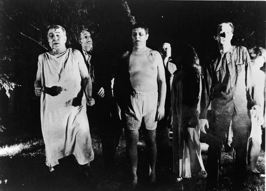 """Zombies in 1968's """"Night of the Living Dead"""" look silly in 2019."""
