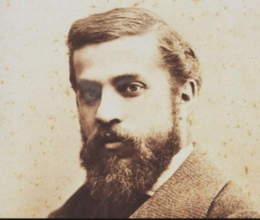 Antoni Gaudi.