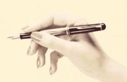Power of a Pen.