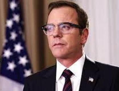 """His Secret Service code name is """"Glasses."""" Is he POTUS, a sheriff, or a model for """"The Dead Don't Die""""?"""