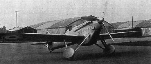 Although obsolete by WW2, the D.500 was a reasonably good fighter at the time of its introduction.