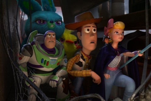 """""""Toy Story 4"""" Review"""