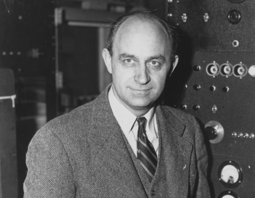 Enrico Fermi, an outstanding leader in 20th Century accelerator physics