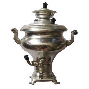 A samovar for tea to accompany these great recipes.