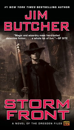 Storm Front : An Amazingly Wonderful Supernatural Hard Boiled Detective Tale