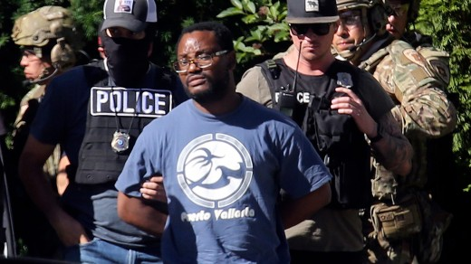 On June 28, police announced they arrested Ayoola Ajayi, 31, in the kidnapping and murder of Mackenzie Lueck. Photo courtesy of Deseret News.