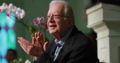Jimmy Carter Clearly States That Trump Is an 'Illegitimate President