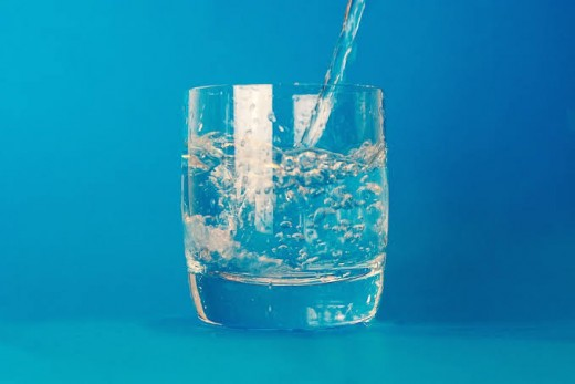 Drink water adequately.