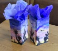 Craft Your Own Silhouette Gift Bags