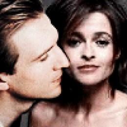 Helena Bonham Carter  (with Ralph Fiennes)