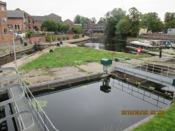 Travel North - 58: Another Side of York - Foss Basin and a Tour of the Walls