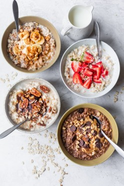 Home Is Where The Oatmeal Is