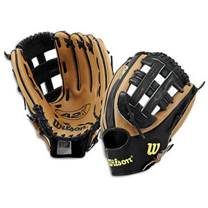 The Wilson A2K DW5 12 Inch Fielders Baseball Glove