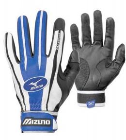 The Mizuno Vintage Pro F2 Baseball Batting Gloves