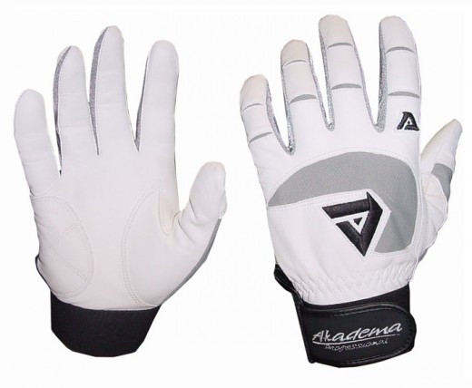 The Akadema BTG450PR-L Baseball Batting Gloves